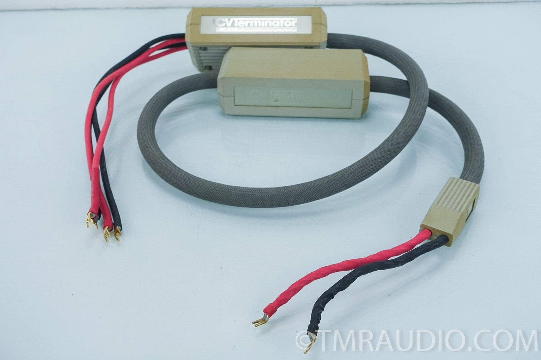 MIT MH-770 Bi-wire Reference Speaker Cables; 8ft Pair - The Music Room