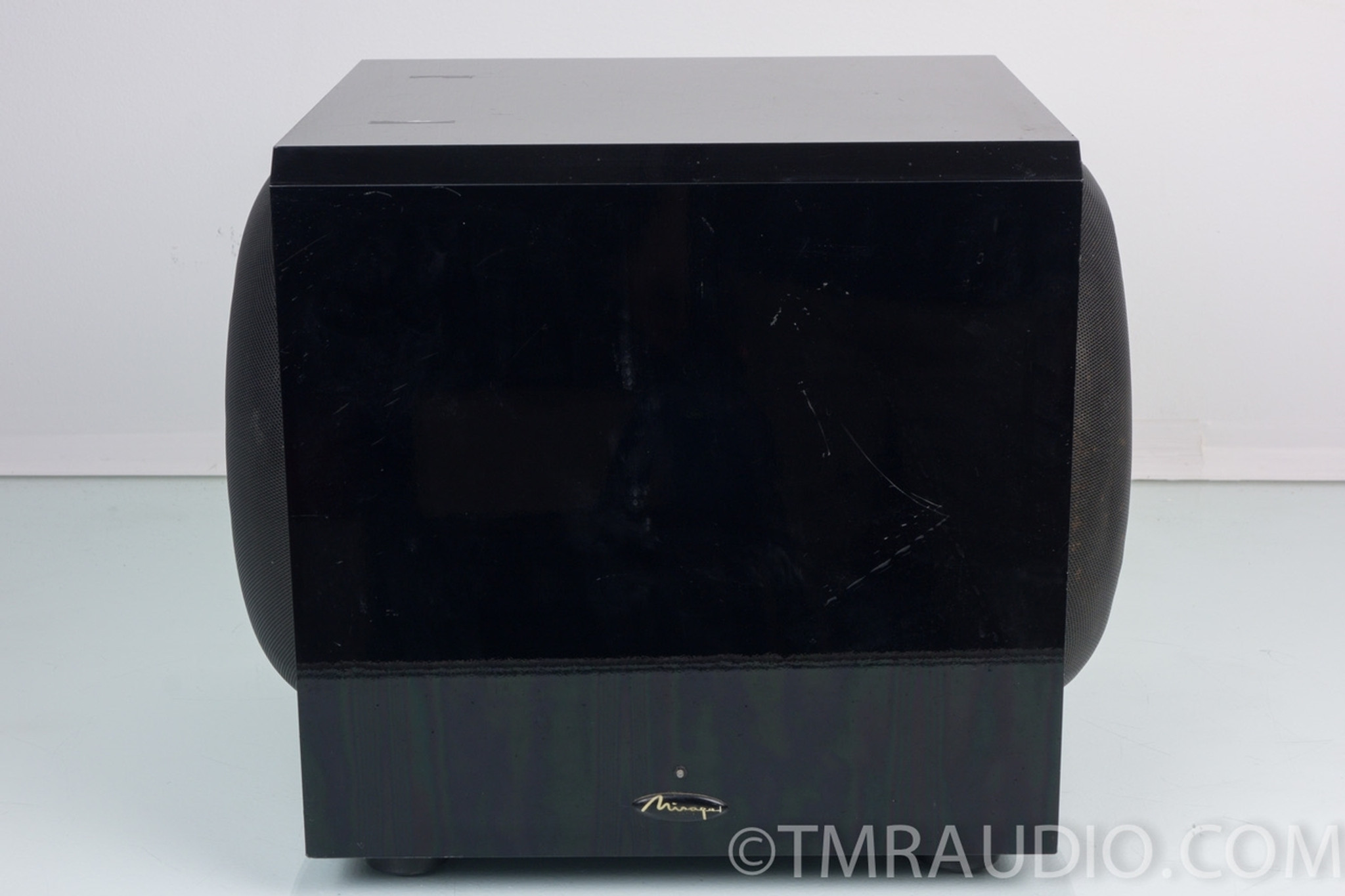 Mirage Ss 1500 Substrata Powered Subwoofer As Is The