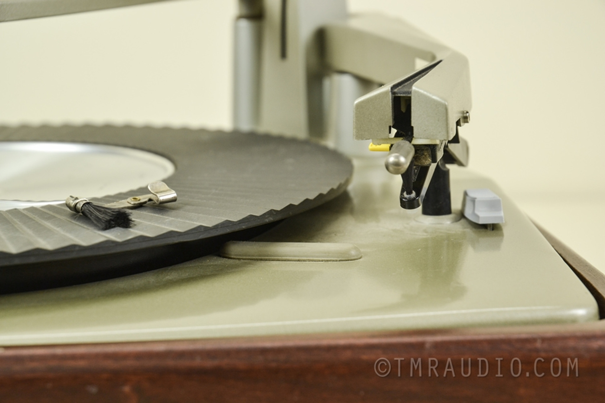 Medalist Silvertone Turntable Vintage Record Player The
