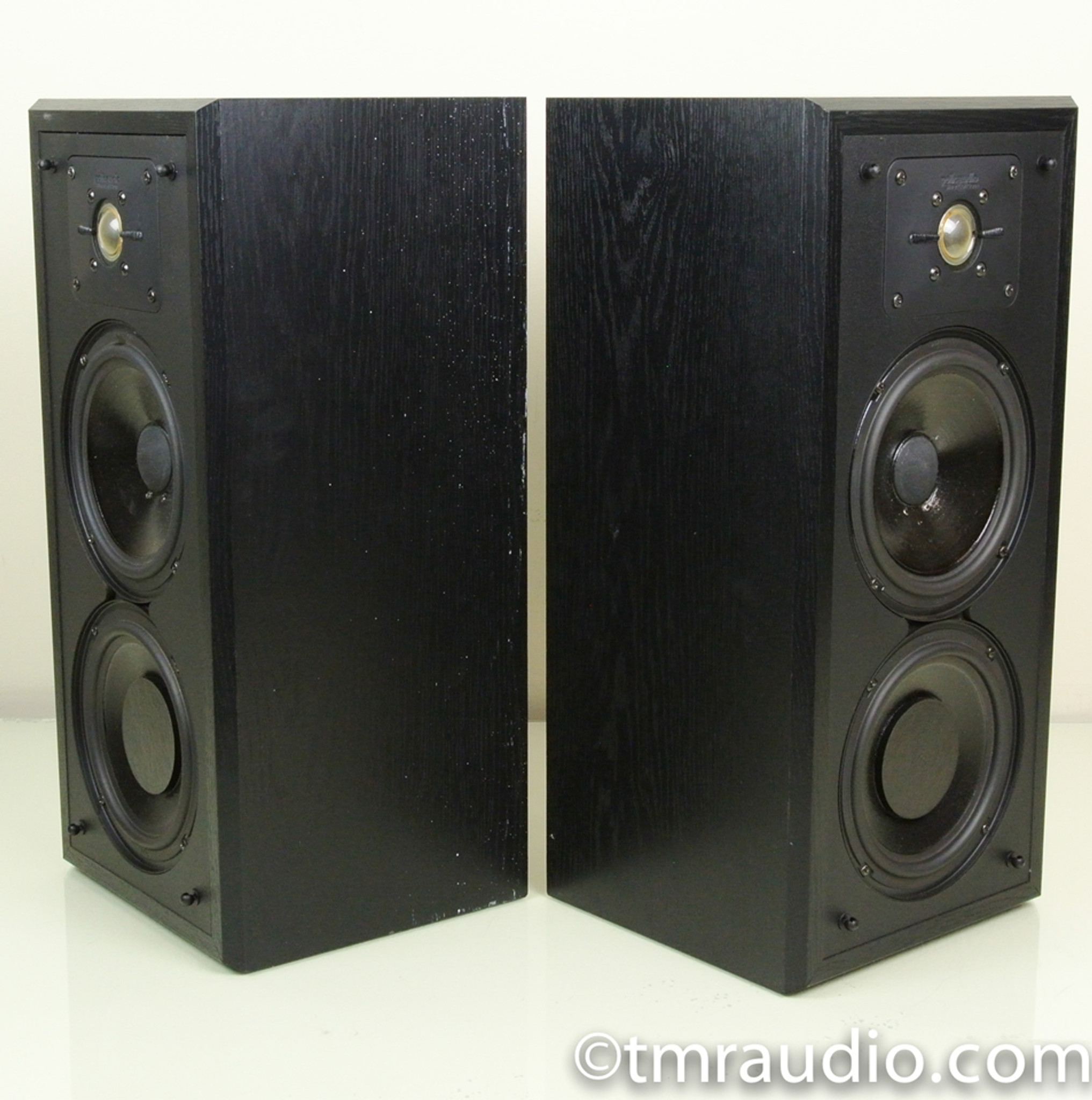 Polk Audio 5jr Vintage Bookshelf Speakers The Music Room
