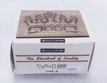 Shure V-15 Type II Cartridge / Stylus; One Owner; Factory Packaging