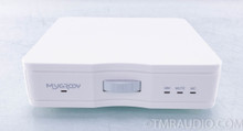 MicroMega Mygroov Phono Preamplifier; MM / MC; White