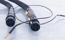 Tara Labs The Zero XLR Cables; 1m Pair Interconnects