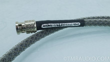 Better Cables Silver Serpent BNC Digital Audio Cable; 1m Interconnect