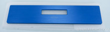 Odyssey Audio Khartago Faceplate; Blue