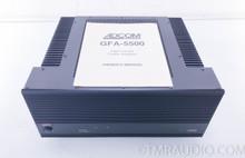 Adcom GFA-5500 Stereo Power Amplifier 1
