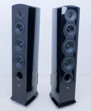 Revel Performa F206 Floorstanding Speakers; Piano Black Pair
