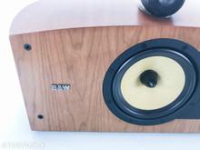 B&W Nautilus HTM2 Center Channel Speaker; Cherry; Bowers & Wilkins