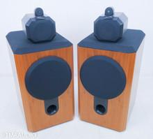 B&W 801 Series 3 Floorstanding Speakers; Beautiful Walnut Pair