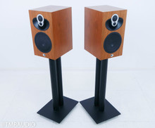 Linn Majik 109; Bookshelf Speakers Cherry Pair w/ Stands