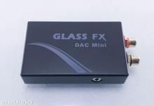 Jolida Glass FX DAC Mini; D/A Converter