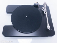 VPI Scout Jr. Turntable; Gingko Dustcover (No Cartridge)
