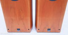 B&W 804S Floorstanding Speakers; Natural Cherry Pair