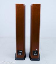 Era Design 10 Floorstanding Speakers; Cherry Pair (Peachtree Audio)