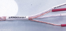 Kimber Kable Ascent 8TC Bi-Wire Speaker Cable; 4 ft Pair