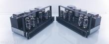 VTL De Luxe 300 Mono Tube Amplifiers; Pair; Deluxe