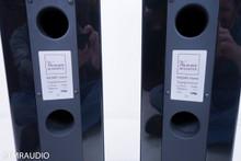 Vienna Mozart Grand Floorstanding Speakers; Piano Black Pair