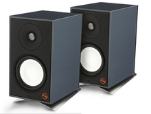 Paradigm Shift A2 Active Bookshelf Speakers ; Ash Black Pair Monitors (NEW)