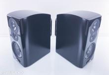 Polk Audio LSiM 703 Bookshelf Speakers; Midnight Mahogany