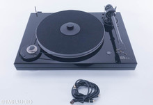 Music Hall MMF-7.1 Turntable; Pro-Ject Carbon Tonearm (No cartridge or dustcover)