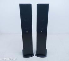 SLS Audio HTA-T Floorstanding Speakers; Black