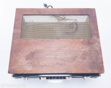 McIntosh MA 6100 Vintage Stereo Integrated Ampifier (AS-IS; No amplification); MA6100