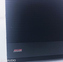 Adcom GFA-5802 Stereo Power Amplifier; (AS-IS Loud buzz, suspected DC current on outputs)