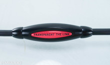 Transparent The Link RCA Cables; 1.5m Pair Interconnects