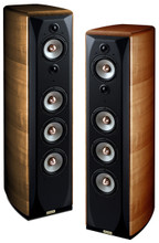 Opera Grand Callas Floorstanding Speakers; Cherry Pair (New Old Stock)