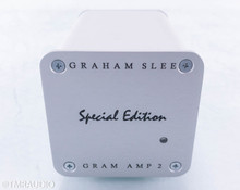 Graham Slee Gram Amp 2 SE Phono Preamplifier; Special Edition; MM