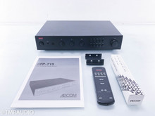Adcom GFP-715 Stereo Preamplifier; MM Phono