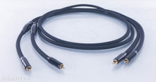 Transparent MusicLink Super MM2 RCA Cables; 2m Pair Interconnects