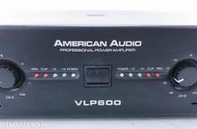American Audio VLP600 2 Channel Professional Power Amplifier; VLP-600