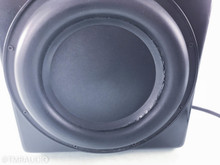 Sunfire True Subwoofer Powered Subwoofer; Black; AS-IS (Blown driver)