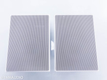 B&W CWM652 In-Wall Speakers; White Pair; CWM-652