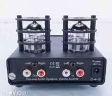 Pro-Ject Tube Box S Tube MM / MC Phono Preamplifier
