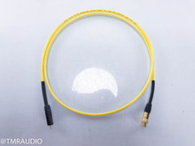 Analysis Plus Digital Oval RCA to BNC Digital Coaxial Cable; Single 1.5m Interconnect