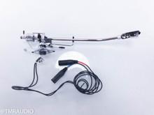 """SME 3012-R Series II 12"""" Tonearm; Balanced Cables; Denon DL-103R Cartridge"""
