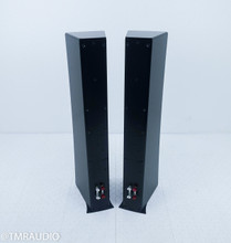 YG Acoustics Carmel 2 Floorstanding Speakers; Black Pair (Less than 3 months old)