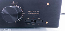 Audible Illusions Modulus 3A Stereo Tube Preamplifier; 3-A; MM Phono
