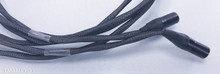 LessLoss Homage to Time XLR Cables; 3m Pair Interconnects