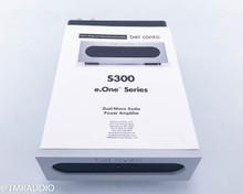 Bel Canto e.One S300 Dual Mono Power Amplifier
