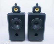 B&W Matrix 801 Series 2 Floorstanding Speakers; Ash Black Pair; 801 S2