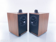 B&W DM17 Limited Bookshelf Speakers; Walnut Pair