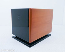 """Focal Sub Utopia 15"""" Powered Subwoofer; Cherry (No Volume Control) (1/2)"""