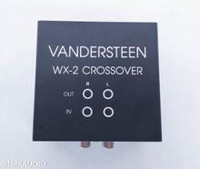 Vandersteen WX-2 Crossover for 2W Subwoofer