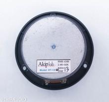 "Akip Lab 1"" Circular Ribbon Tweeter; RT-13 (New Old Stock)"