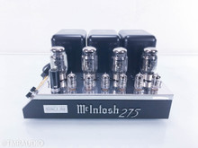 McIntosh MC275 Stereo Tube Power Amplifier; Gordon Gow Commemorative Edition