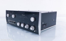 McIntosh C26 Vintage Stereo Preamplifier; C-26 (No Headphone Output)