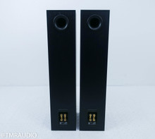 B&W 684 Floorstanding Speakers; Black Ash Pair; Bowers & Wilkins